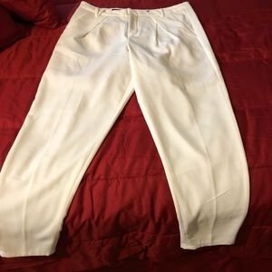 Nine West Off-White Pants